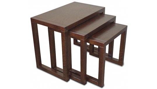 Sleigh-Base-Nest-of-Tables